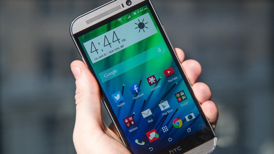 جدیدترین پرچمدار HTC ، گوشی HTC One M8