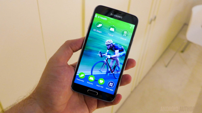 Samsung-Galaxy-S5-s-health-heart-rate-monitor