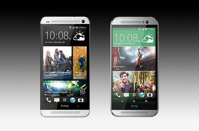 گوشی HTC One یا HTC One M8 ؟ کدام بهتر است؟