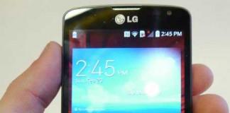 جدید ترین گوشی های هوشمند ال جی