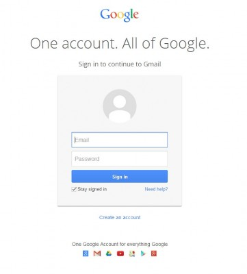 login-gmail