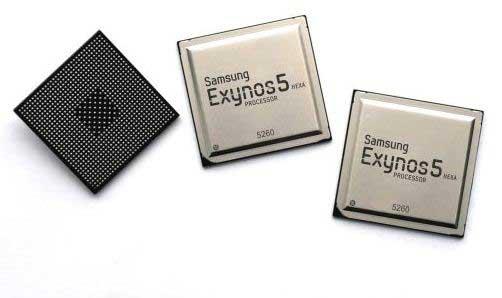 Samsung Exynos 5 Hexa, Exynos 5422