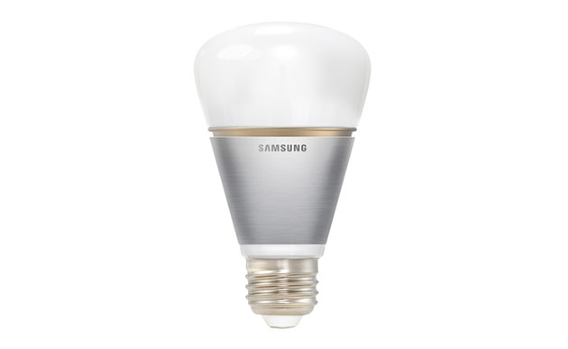 سامسونگ اولین لامپ هوشمند با عمر 10 ساله خود را ساخت
