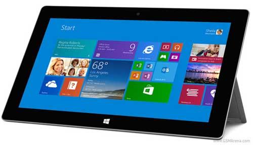 تبلت مایکروسافت Surface2