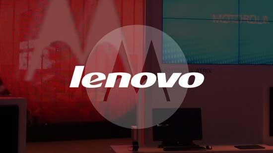 اولین گوشی هوشمند مشترک لنوو و موتورولا در راه است.
