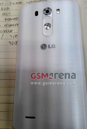 مشخصات دقیق ال جی G3 به همراه عکس جدید