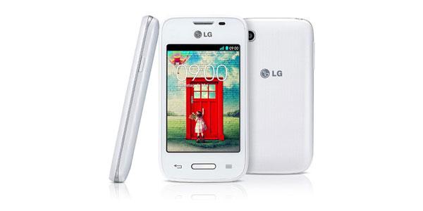 جدیدترین گوشی ال جی LG L35
