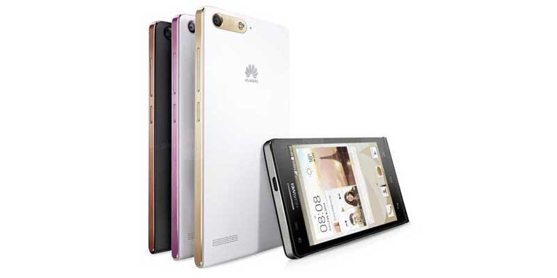 جدیدترین گوشی هوشمند کمپانی هواوی : Huawei Ascend P7 mini