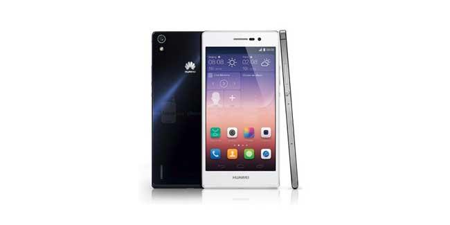 جدیدترین گوشی هوشمند هواوی , گوشی جدید , هواوی اسند پی 7