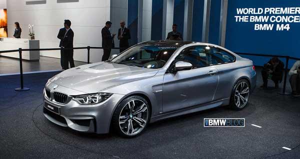 BMW's M4