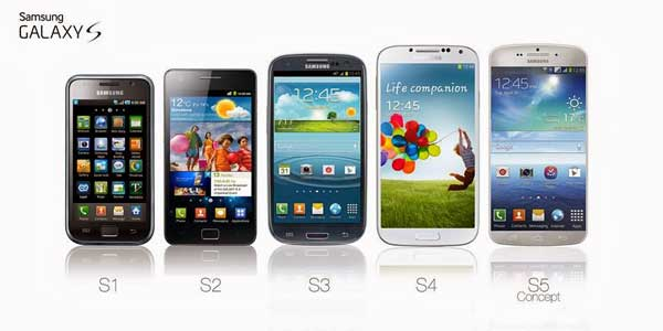 رابط کاربری گوشی های هوشمند