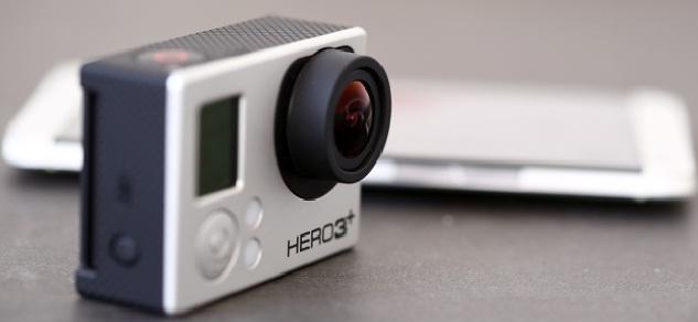 با گجت دوربین Go Pro بیشتر آشنا شوید