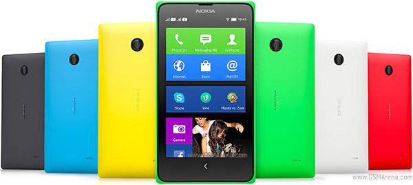 جدیدترین گوشی اندرویدی نوکیا : Nokia X