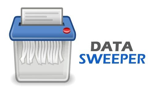 نرم افزار Data Sweeper Pro برای حذف غیر قابل بازیابی فایل