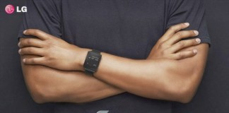 ساعت هوشمند ال جی