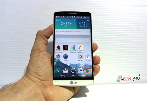 بررسی تخصصی گوشی LG G3