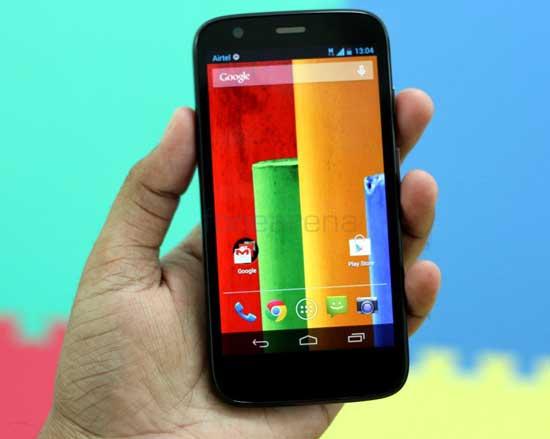 گوشی هوشمند  Motorola Moto G