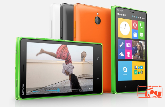 Nokia X2 دومین گوشی اندرویدی مایکروسافت