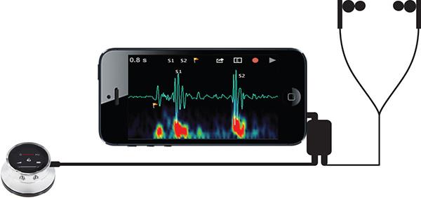 گوشی هوشمند پزشکی
