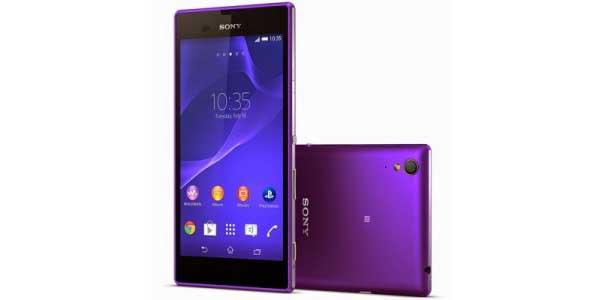 رونمایی جدیدترین گوشی هوشمند سونی اکسپریا تی 3
