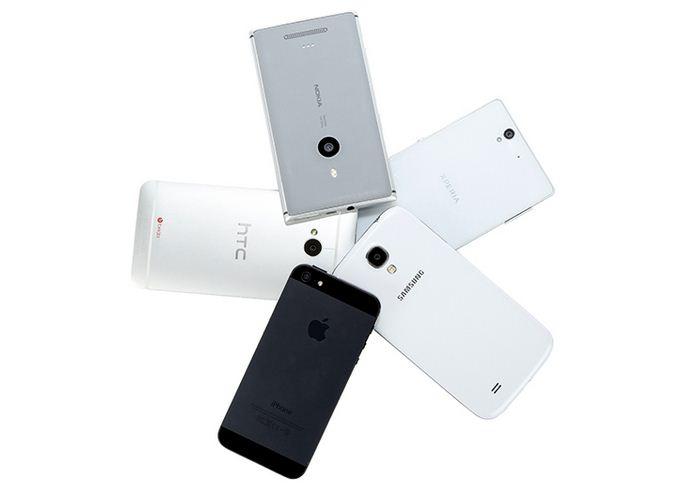 دوبین گوشی های هوشمند , مقایسه , سریعترین دوربین , گوشی , دوربین گوشی