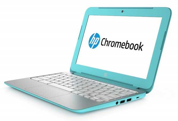 رونمایی از لپ تاپ و کروم بوک جدید hp