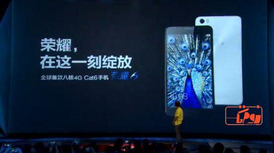 گوشی Huawei Honor 6 معرفی شد