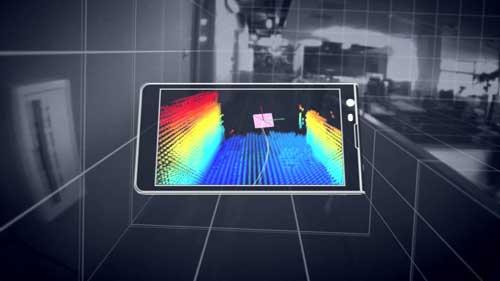 تبلت سه بعدی گوگل