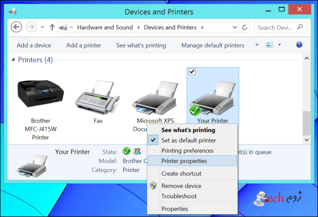 open-printer-properties-on-windows-to-share-printer
