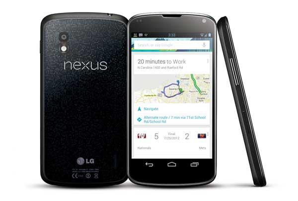 گوشی هوشمند گوگل نکسوس 4
