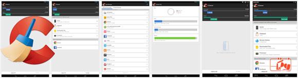 اپلیکیشن CCleaner برای سیستم عامل اندروید