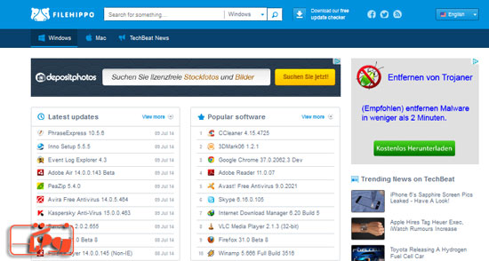 لینک دانلود بروزترین نرم افزارهای کاربردی رایگان