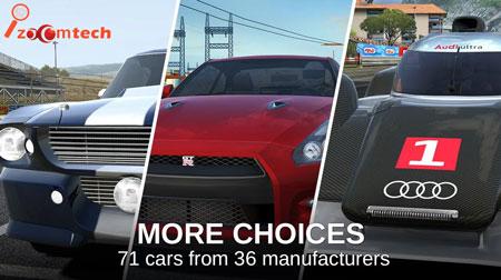 بازی GT Racing 2: The Real Car Experience