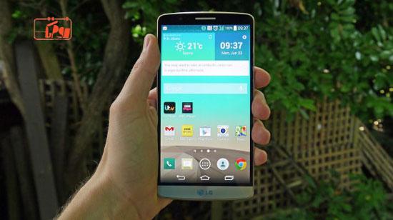 گوشی هوشمند lg g3