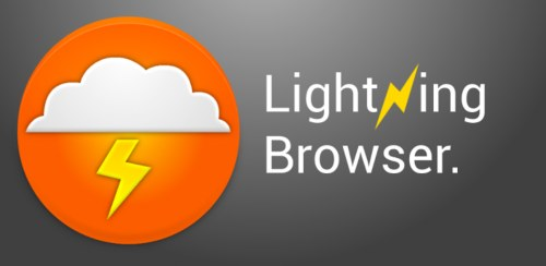 سبک ترین مرورگر اندرویدی Lightning Browser