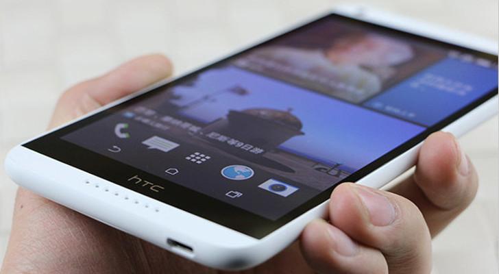 نگاهی کوتاه به گوشی هوشمند  HTC Desire 816