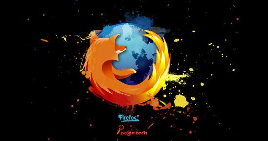 افزایش سرعت مرورگر , افزایش سرعت موزیلا ,افزایش سرعت فایرفاکس