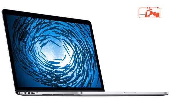گران قیمت ترین لپ تاپ اپل : مک بوک پرو 15 اینچی با صفحه نمایش رتینا