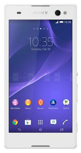 جدیدترین گوشی هوشمند سونی Sony Xperia C3