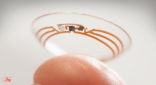 لنز هوشمند گوگل