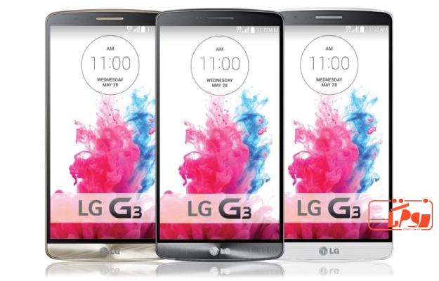 تماشا کنید : آیا گوشی LG G3 ضد آب است؟