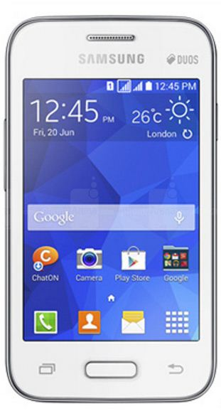 جدیدترین گوشی هوشمند سامسونگ Samsung Galaxy Young 2