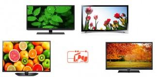 مقایسه تلویزیون های هوشمند زیر یک و نیم میلیون تومانی