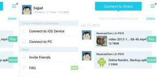 معرفی اپلیکیشن Zapya برای انتقال فایل بین دو گوشی اندرویدی