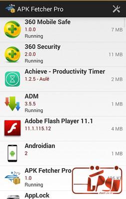 ایجاد فایل های apk برنامه های اندروید