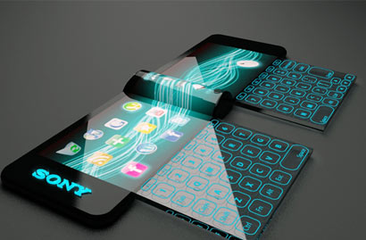 Hologram Projection Phones To Arrive Next Year