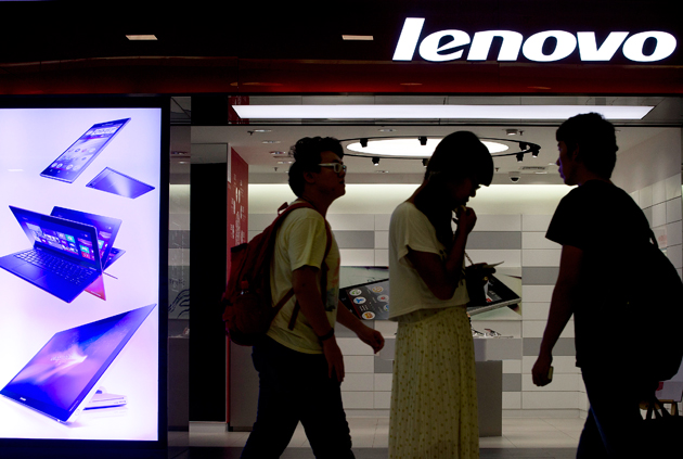 تولید بالای گوشی های لنوو نسبت به کامپیوترهای این شرکت