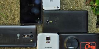 مقایسه دوربین گوشی های هوشمند