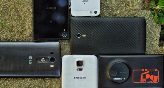 کدام برند برنده مسابقه بهترین دوربین گوشی های هوشمند شد؟