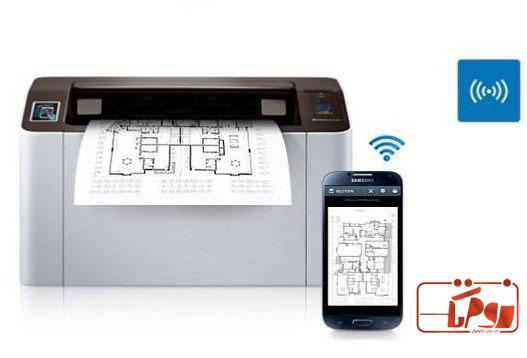 کمپانی سامسونگ چاپگر های جدید خود را با تکنولوژی NFC وارد بازار کرد.